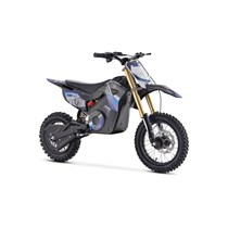 48V Elektro Kinder Moto Cross Dirt Bike blau 1300W und Lithiumakku