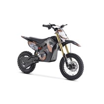 48V Elektro Kinder Moto Cross Dirt Bike orange 1300W und Lithiumakku