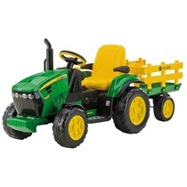 12V PEG PEREGO John Deere Ground Force Elektro Traktor